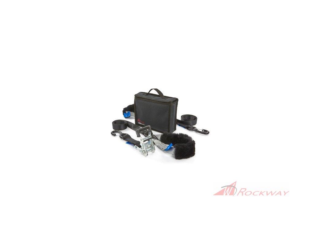 ACEBIKES Ratchet Strap Deluxe Duo ráčny s popruhy pro těžší motocykly 1