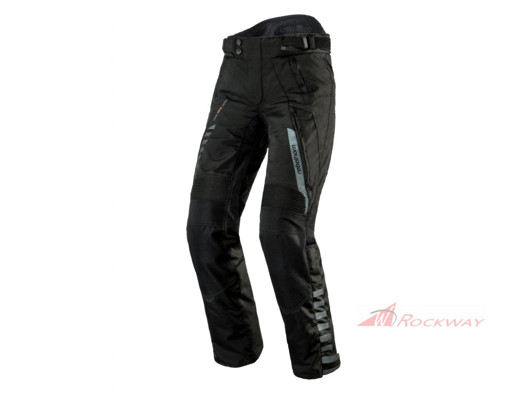HIKER 2 PANTS BLACK 1