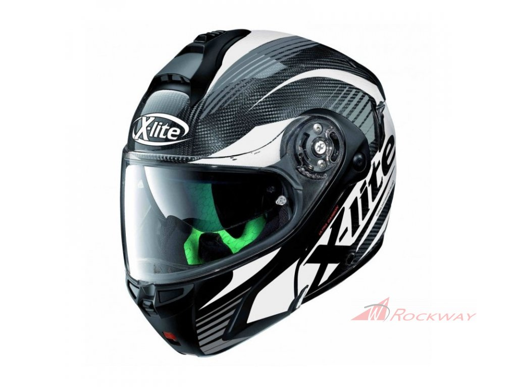 moto helma x lite x 1004 ultra carbon nordhelle carbon 5