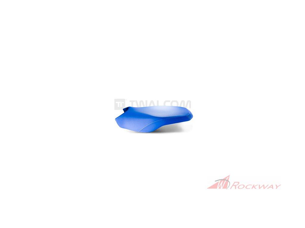 potah sedla electric blue s polstrovanim 1