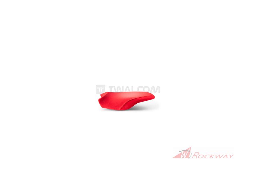 potah sedla rosso racing s polstrovanim 1
