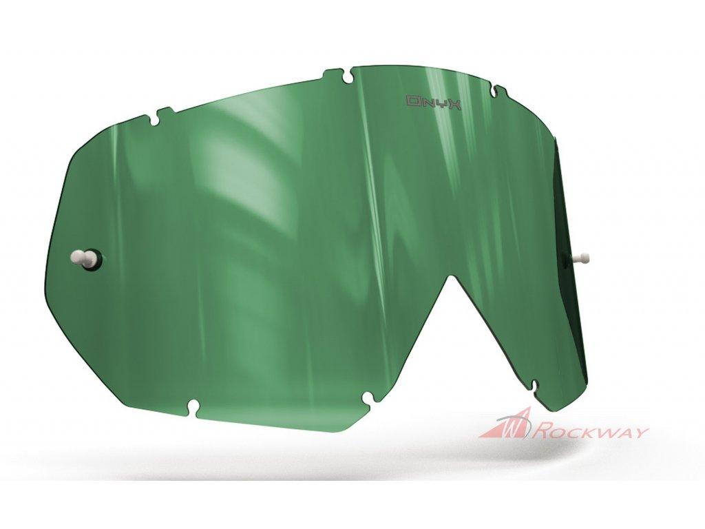 Plexi pro brýle THOR HERO/ENEMY, OnyxLenses (zelené s polarizací)