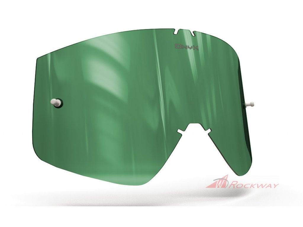 Plexi pro brýle THOR COMBAT/SNIPER/CONQUER, OnyxLenses (zelené s polarizací)