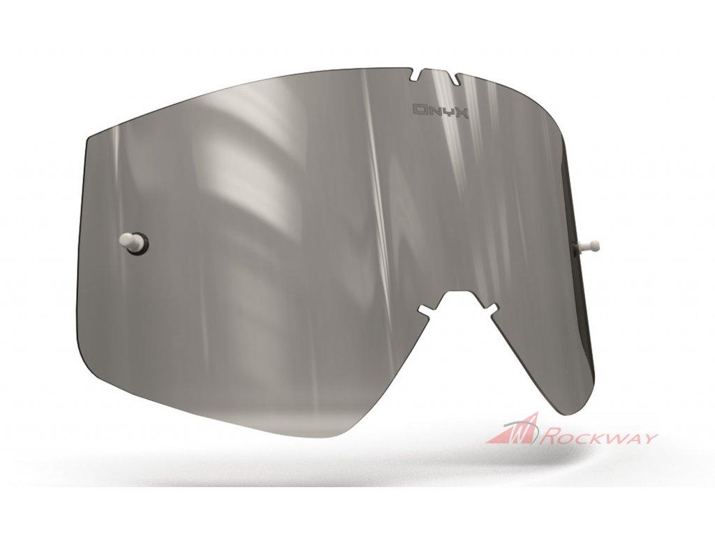 Plexi pro brýle THOR COMBAT/SNIPER/CONQUER, ONYX LENSES (šedé s polarizací)