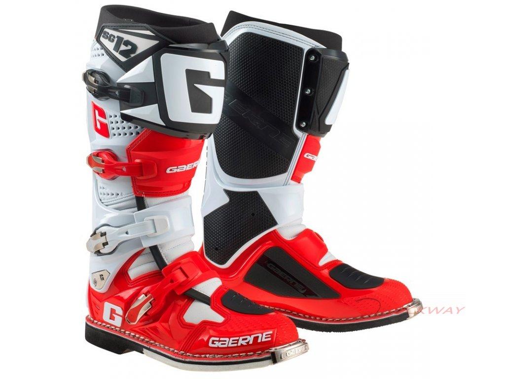 Motokrosové boty - Gaerne - SG-12 LTD