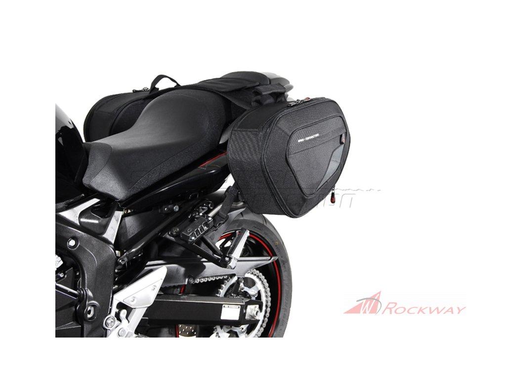 SW Motech BLAZE ® Sedlové tašky pro Yamaha FZ6 FZ6 Fazer - ROCKWAY c40f3730874
