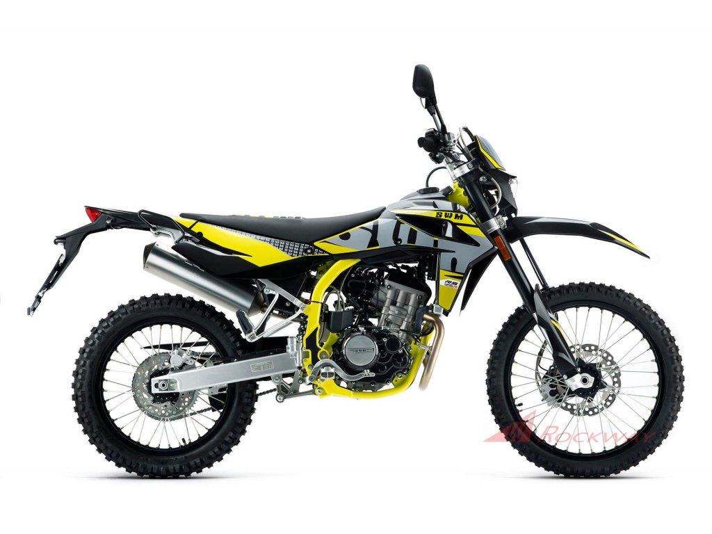 SWM RS 125 R dx