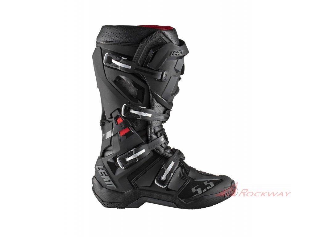 gpx boots new 0010 leatt boot gpx5.5 flexlock black side 3020002080