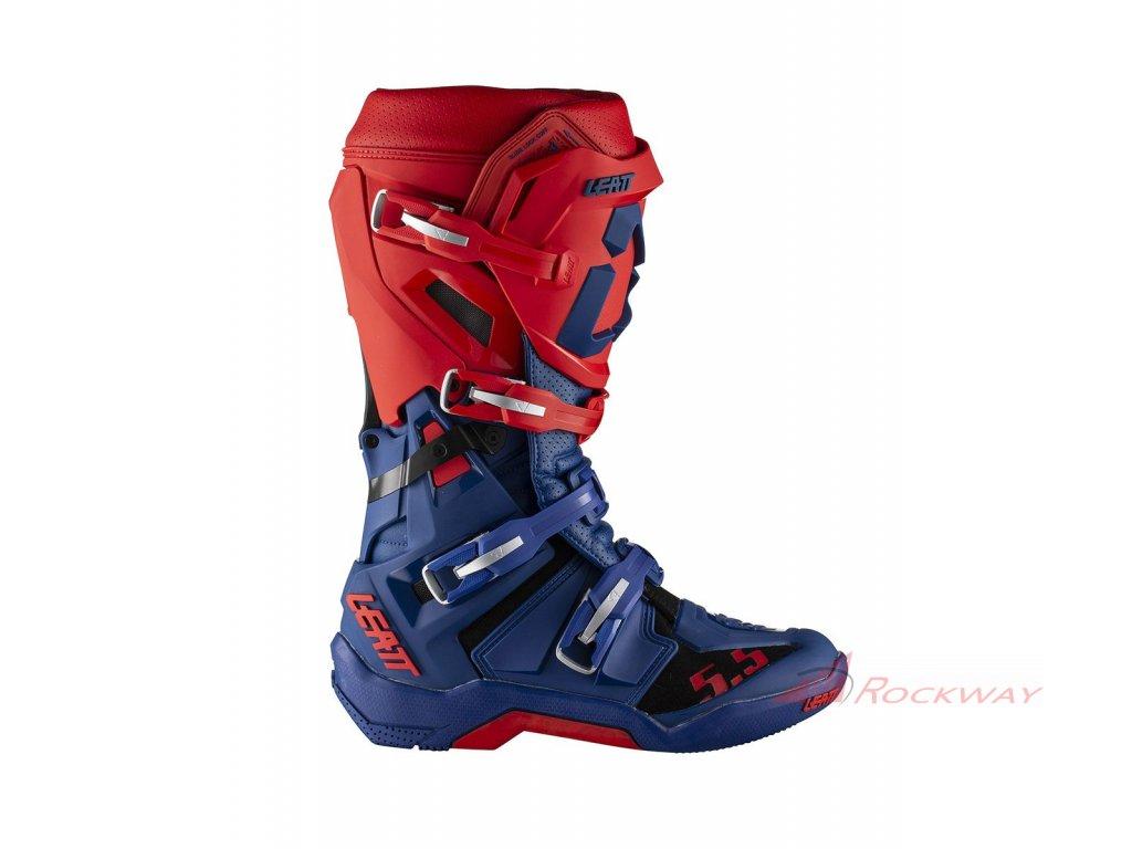 gpx boots new 0000 leatt boot gpx5.5 flexlock royal side 3020002100