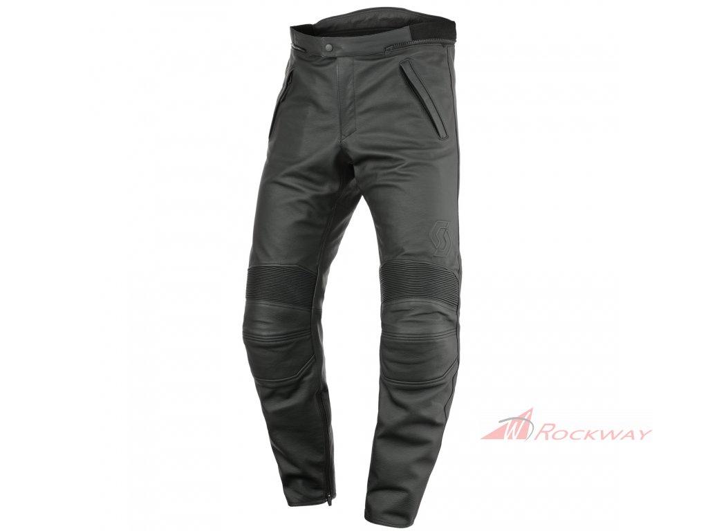 Scott - Track Leather Kalhoty