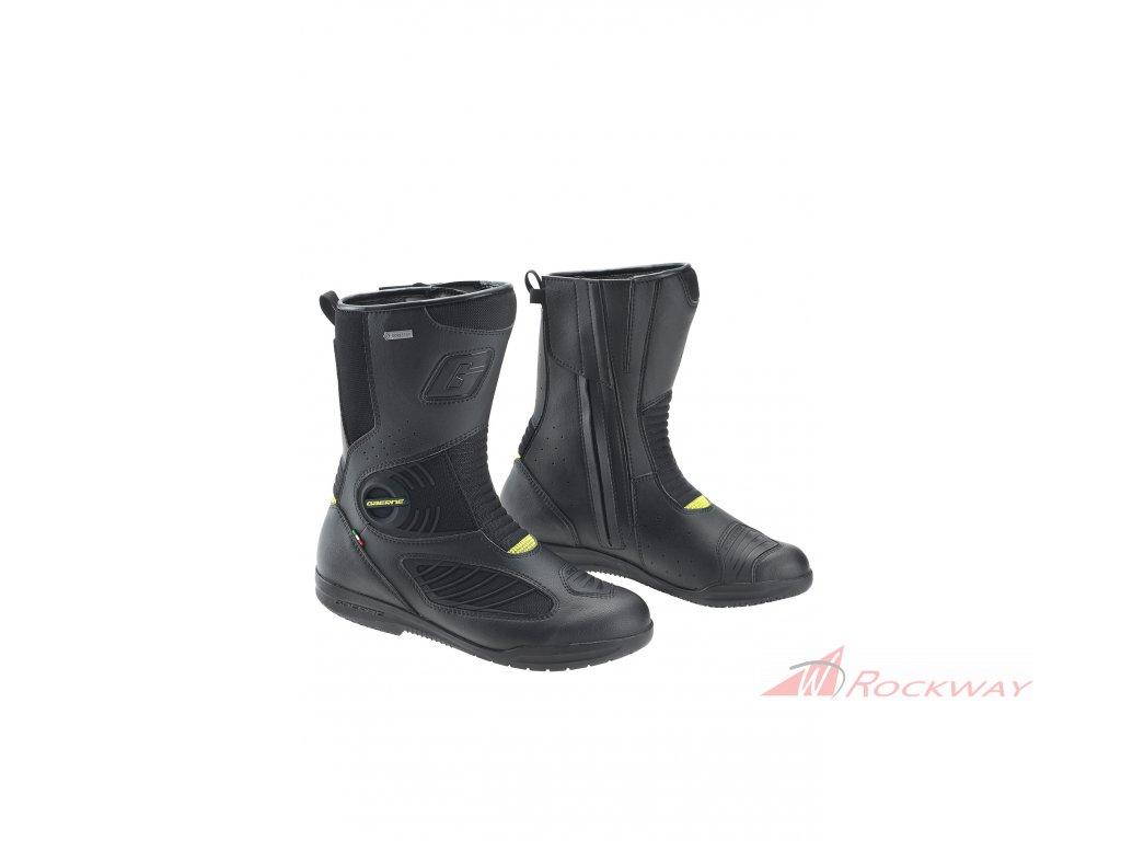 Motocyklové boty GAERNE AIR GORE-TEX