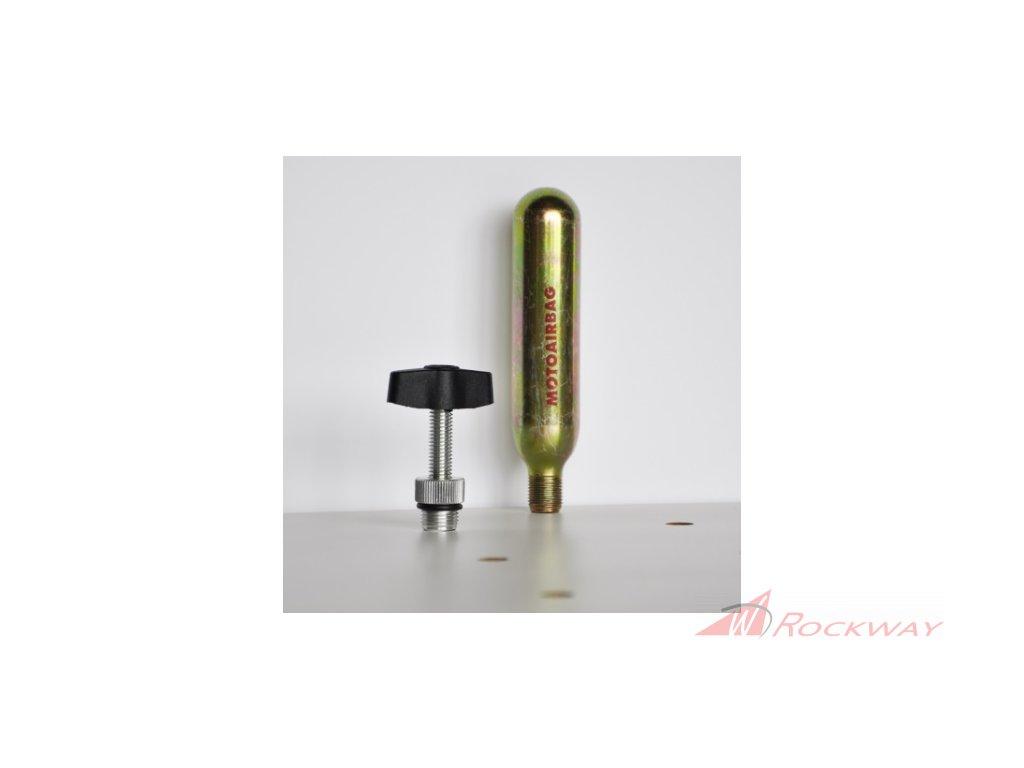 Motoairbag® - recharge kit - náhradní bombičky