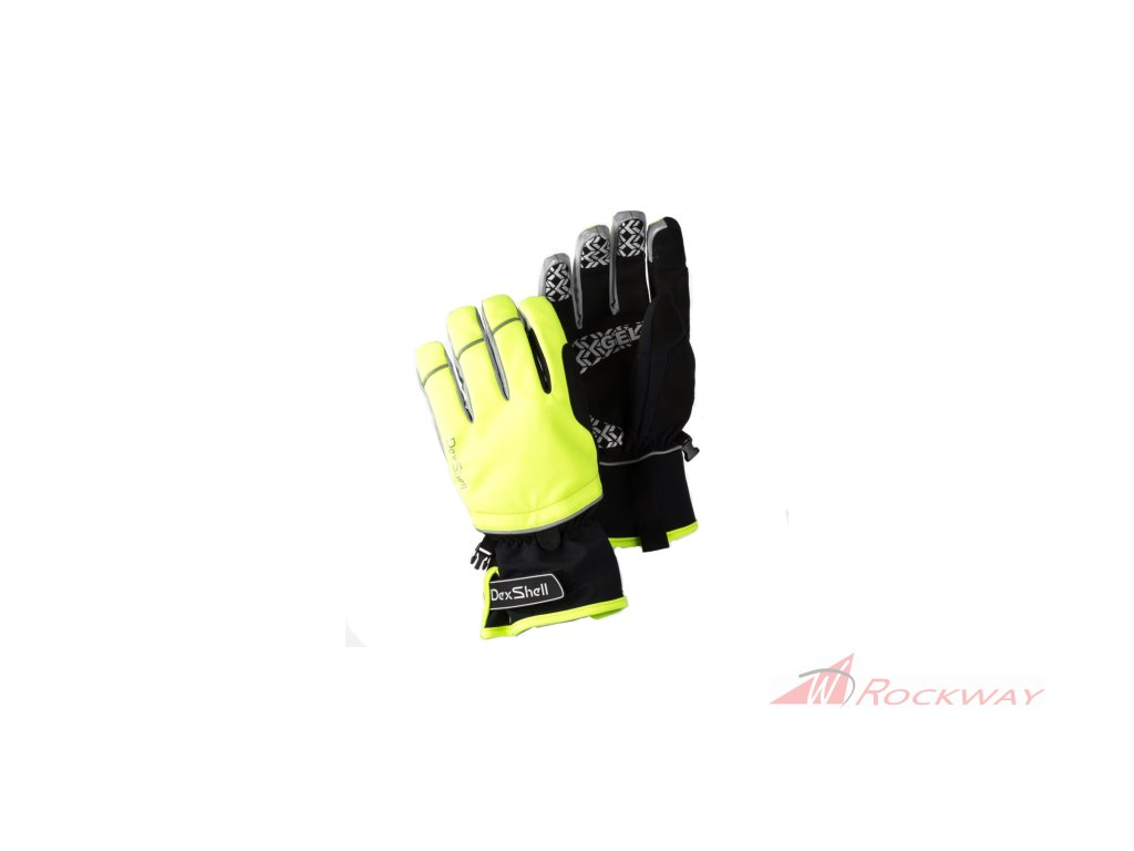 Nepromokavé rukavice DexShell - ULTRA THERM - ROCKWAY 8fc67e07e3