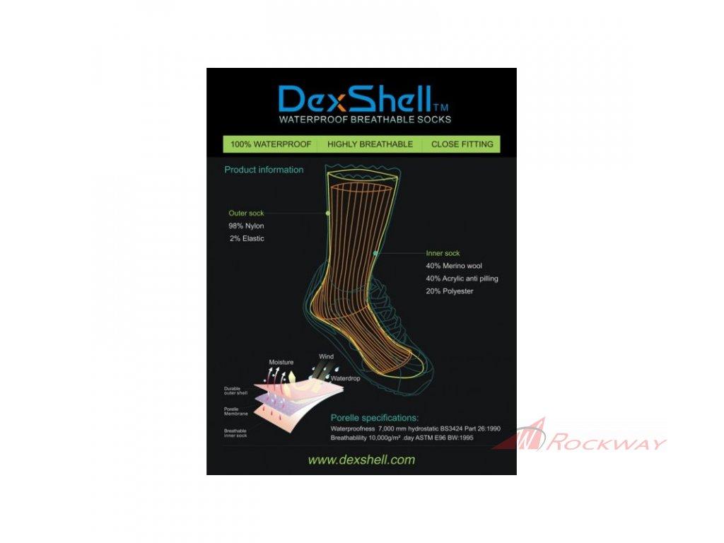 Nepromokavé ponožky DexShell - THERMLITE · Nepromokavé ponožky DexShell -  THERMLITE ... 661a32b8d5