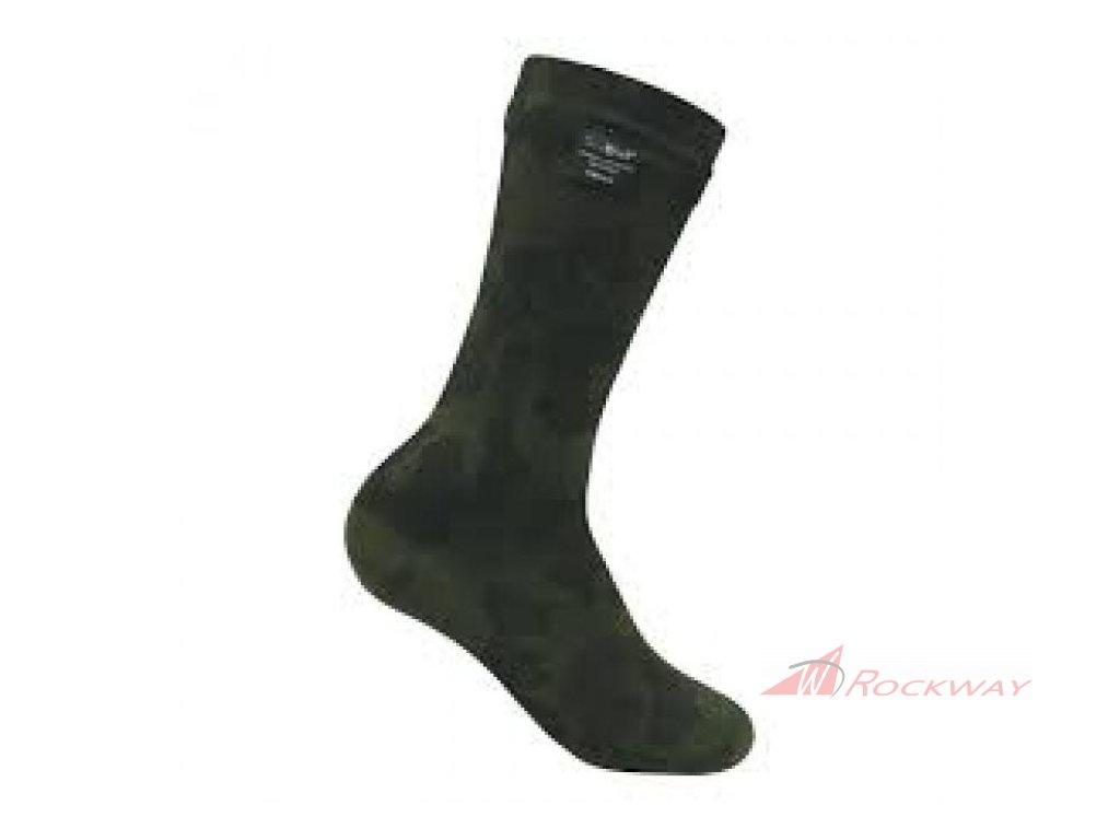 Nepromokavé ponožky DexShell AKTIVITY CAMO