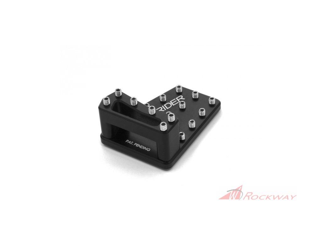 AltRider DualControl náhradní díly k brzdové páčce BMW F 800 GS - zvýšení   mezikus 9,6 spacer