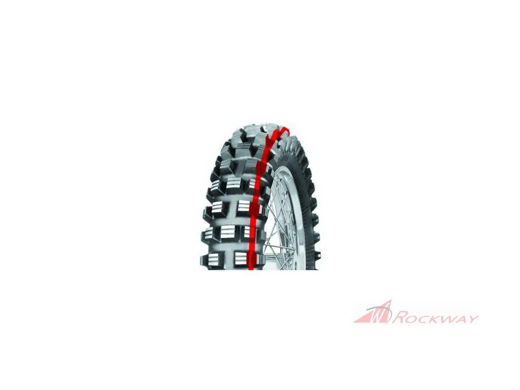 Mitas C02 - motokrosová pneumatika