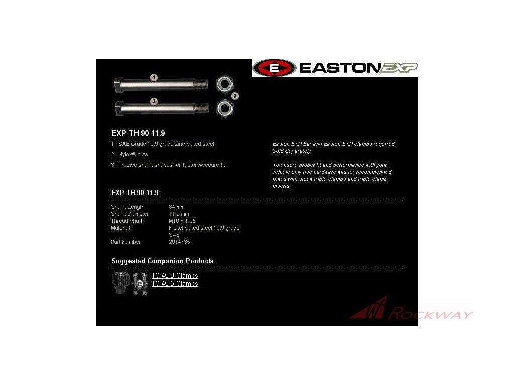 Montážní sada řidítek EASTON EXP EXP