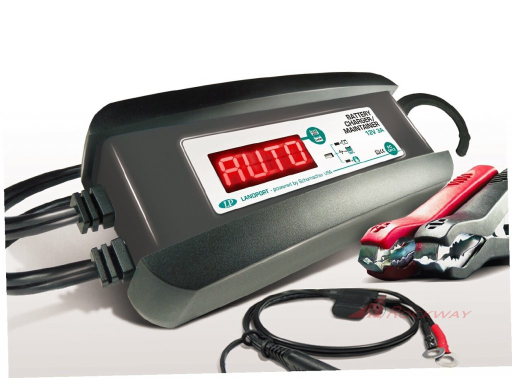 Automatická nabíječka LP Battery