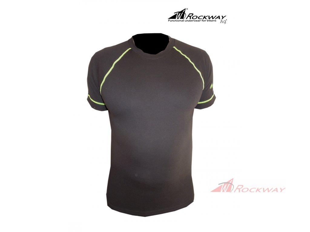 Rockway - Tričko krátký rukáv Ag+