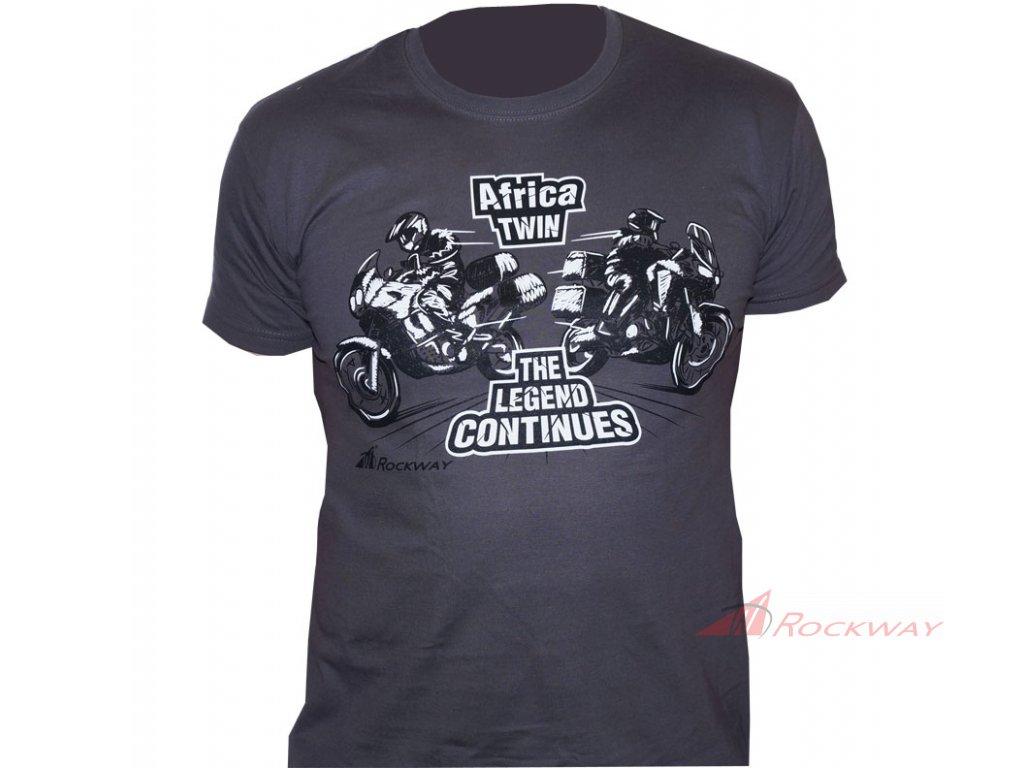 Tričko Africa Twin