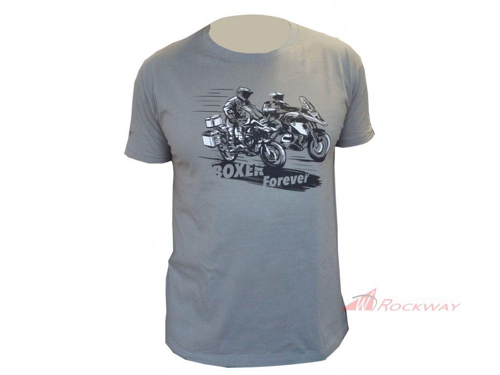 Tričko Boxer Forever - pro fanoušky GS