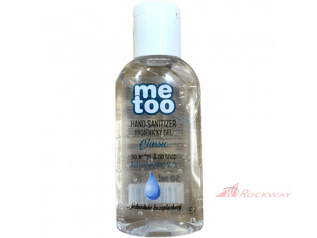 me too hygienicky gel classic 50ml