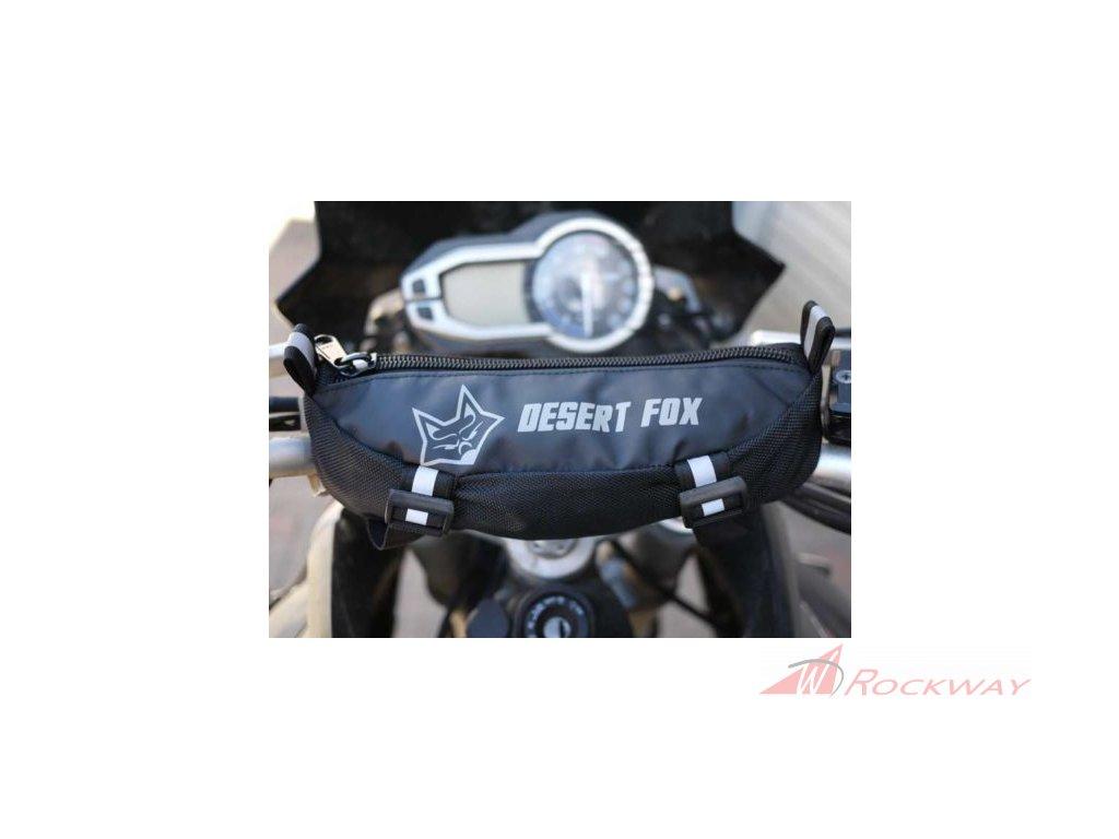 Desert Fox Motorcycle Handlebar Bag 533x400