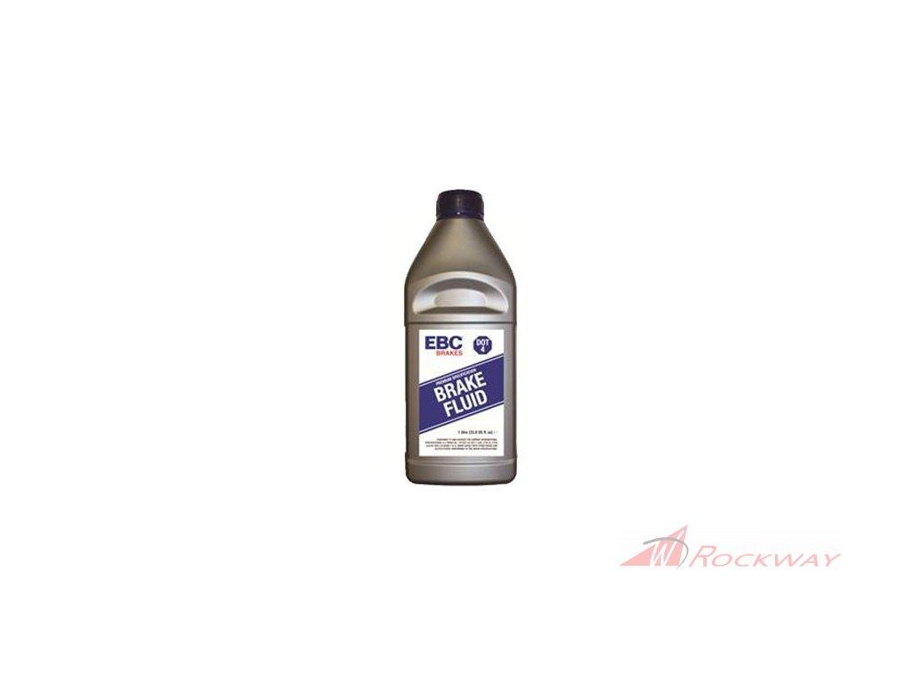 Brzdová kapalina EBC Dot 4 250 ml