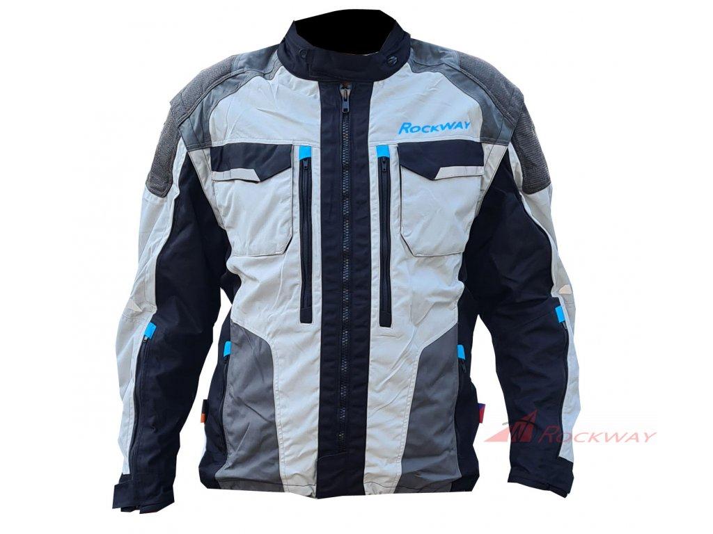 Rockway Enduro Evo  | textilní bunda s větráním