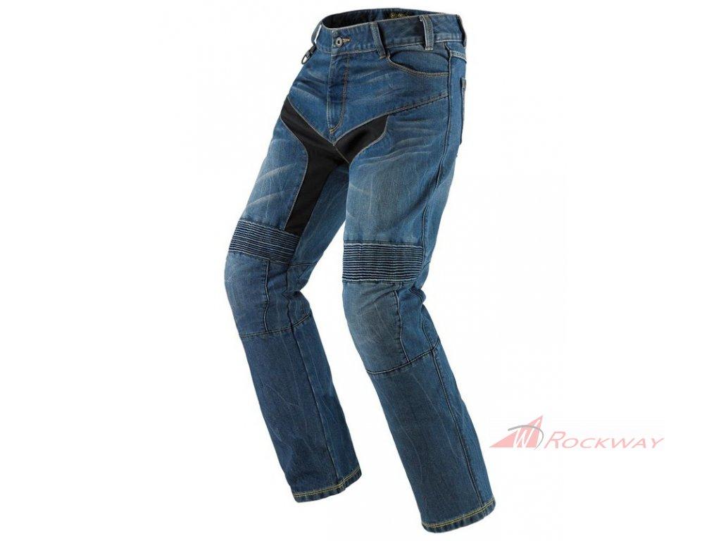 Kalhoty, jeansy FURIOUS, SPIDI (světle modré)