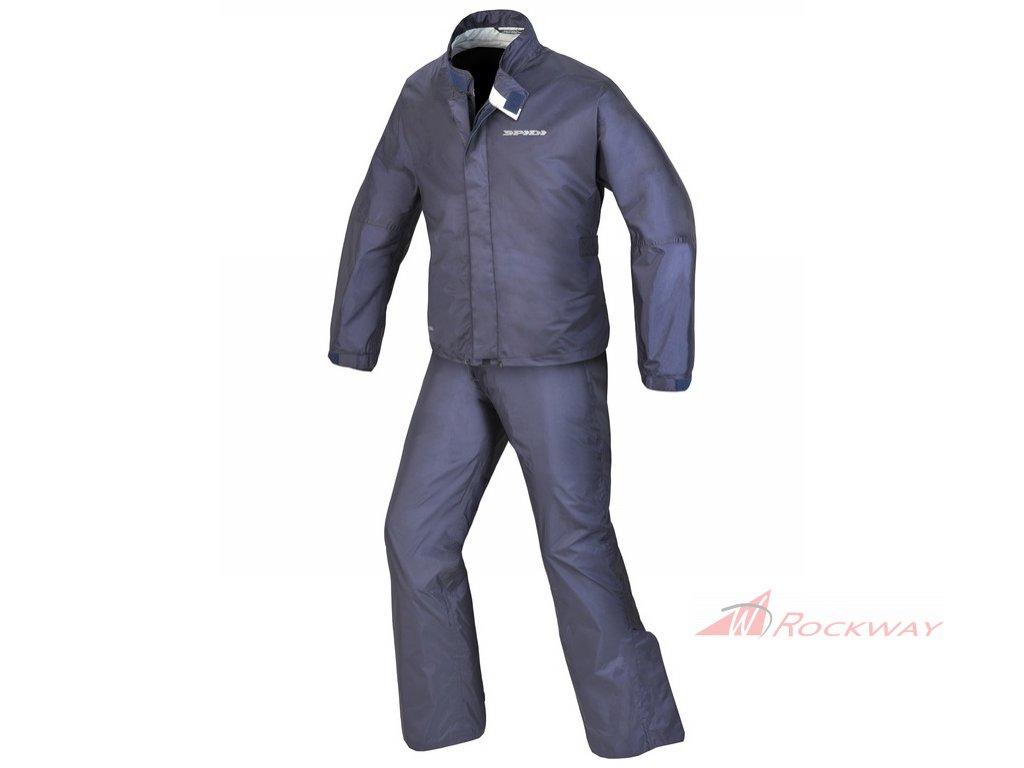 Pláštěnka COMPATTO 2 H2OUT, SPIDI (tmavě modrá)