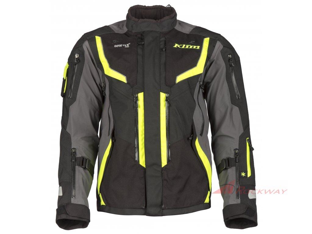 Badlands Pro Jacket 4052 002 Hi Vis 01
