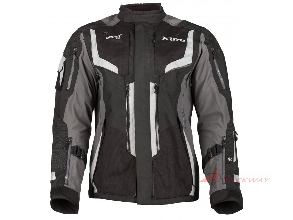 Badlands Pro Jacket 4052 002 Gray 01