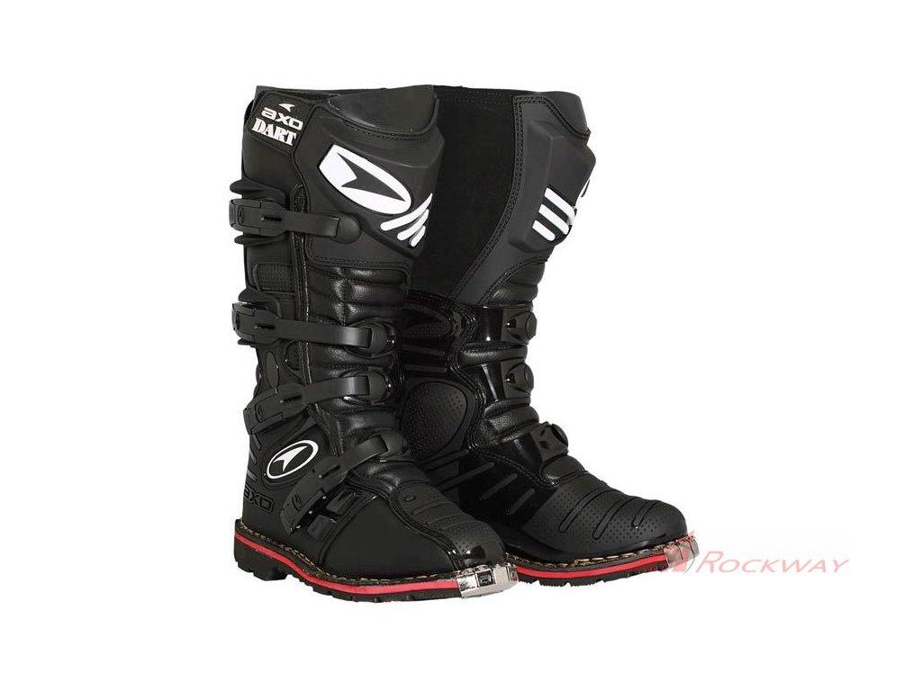 AXO Dart Enduro WP Stiefel