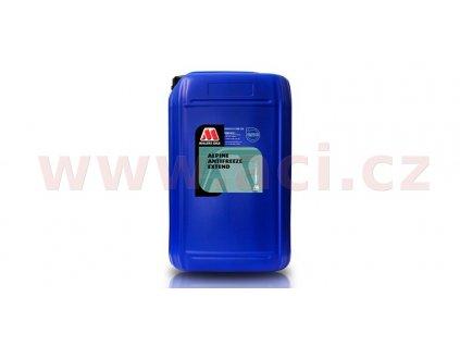 MILLERS OILS Alpine Antifreeze Extend - Red - nemrznoucí kapalina s prodlouženou životností s antikorozními účinky 20 l