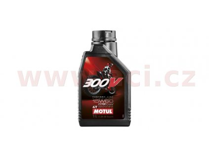MOTUL 300V OFF ROAD 15W60, 1 l