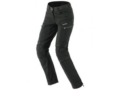 Kalhoty AMYGDALA, SPIDI - Itálie, dámské (černé)