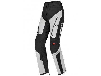 Kalhoty 4SEASON LADY, SPIDI - Itálie (světle šedé/černé)