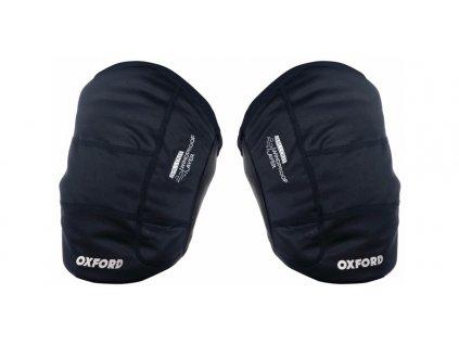 Termonávleky na kolena Chillout, OXFORD (černé)