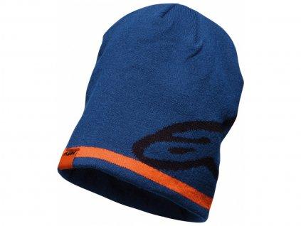 Čepice REPLICA KTM, (modrá/oranžová)