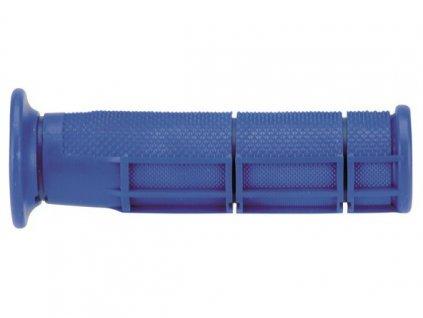 Gripy (ATV) délka 125 mm, DOMINO (modré)