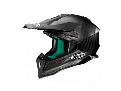 moto helma x lite x 502 ultra carbon puro flat carbon 2 (1)
