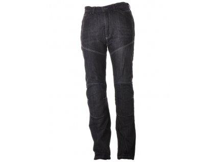 Kalhoty, jeansy Aramid, ROLEFF - Německo, pánské (černé)
