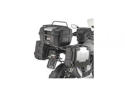 Nosič bočních kufrů, KAPPA (trubkový)