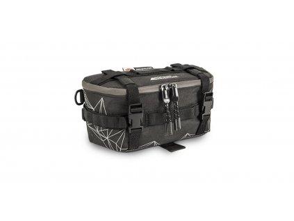Kapsa na řidítka, KAPPA (černá, možnost použití jako tankbag s RA315)