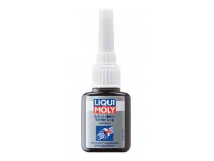 LIQUI MOLY zajišťění šroubů (střední pevnost) 10 g