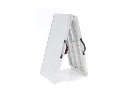ACEBIKES (500kg) extra široká (57cm) a pevná skládací hliníková nájezdová rampa 1