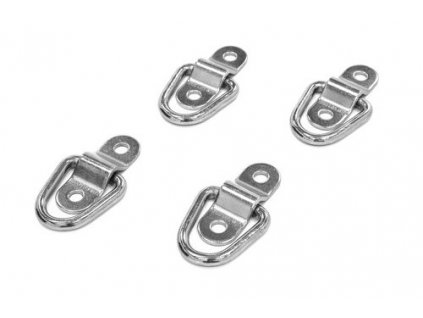 ACEBIKES D Ring 4 Pack kotevní oka 550kg 1