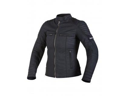 Dámská kožená bunda REBELHORN Hunter Pro černá